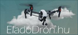 EladóDrón.hu - Eladó új és használt drónok és alkatrészek